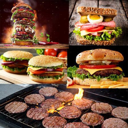 Аппараты для гамбургеров